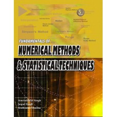 Fundamentals of Numerical Methods and Statistical Techniques