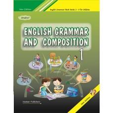 Anshu English Grammar and Composition -1