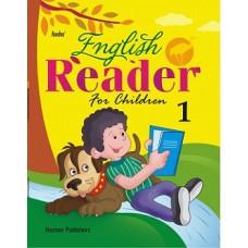 Anshu English Reader for Children Book 1