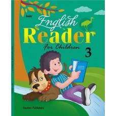 Anshu English Reader for Children Book 3