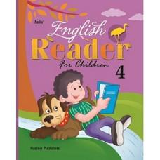 Anshu English Reader for Children Book 4