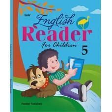 Anshu English Reader for Children Book 5