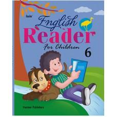 Anshu English Reader for Children Book 6