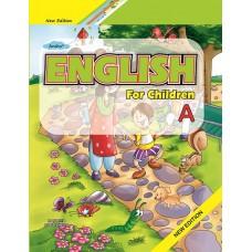 Anshu English for Children Book A