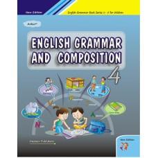 Anshu English Grammar and Composition -4