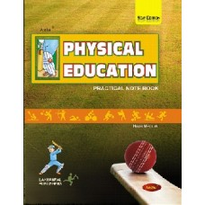 Anshu Physical Education and Sports Lab Manual - +2 HINDI Medium