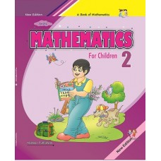 Anshu  Mathematics for Children Book 2