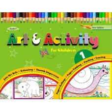 Anshu Art and Activity Book 1