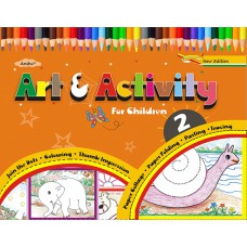 Anshu Art and Activity Book 2