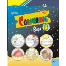 Anshu Coloring Book B