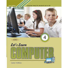 Let's Learn Computer  Book 4